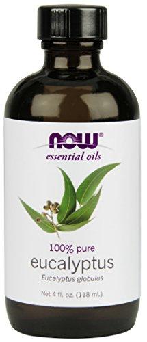 NOW Foods Eucalyptus Oil, 4 ounce