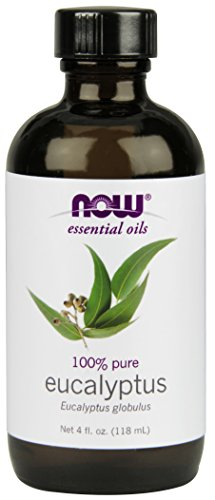 NOW Foods Eucalyptus Oil, 4 ounce