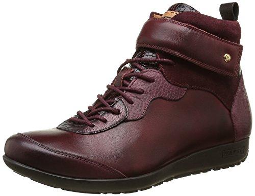 PikolinosLisboa W67 I16 - Sneaker Donna , Rosso (Rouge (Arcilla)), 40