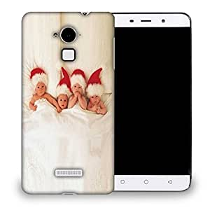 Snoogg Small Babies Designer Protective Back Case Cover For COOLPAD NOTE 3