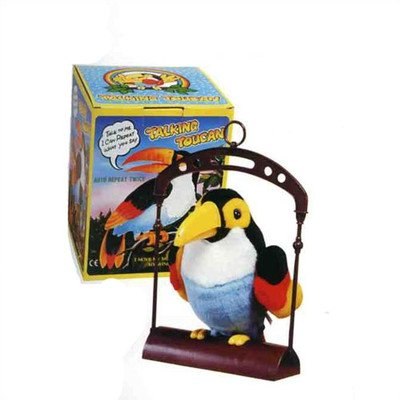 John N Hansen B/O Animated Talking Toucan - 1