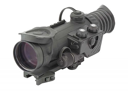 Armasight Vulcan 3.5-7 Flag Iitmg Night Vision Rifle Scope, Black