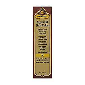 Argan Oil Hair Color Dark Natural Blonde