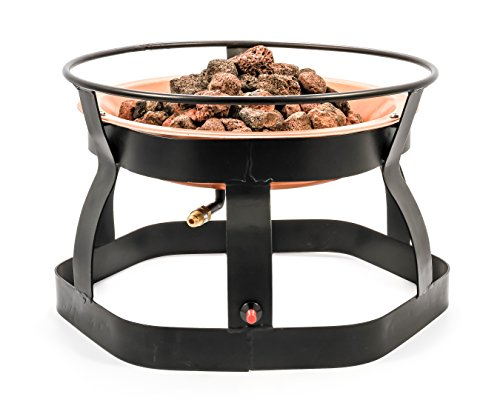 Camco-51210-Small-Propane-Patio-Fire-Pit