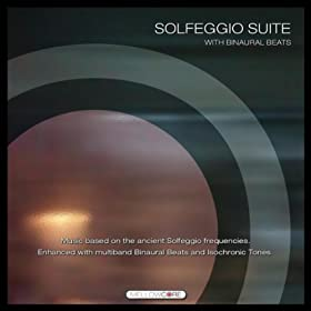 Solfeggio Suite With Binaural Beats - J. S. Epperson