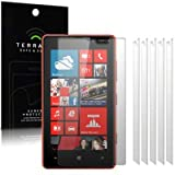 Nokia Lumia 820 Screen Protector Case / Guard / Film / Cover 6-in-1 Pack By Terrapin