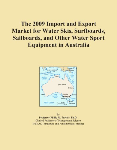 The 2009 Import and Export Market for Water Skis, Surfboards, Sailboards, and Other Water Sport Equipment in Australia