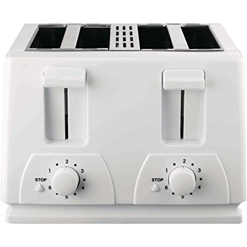 Brentwood TS-264 4-Slice Toaster (4 Slice Toaster Color compare prices)