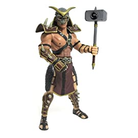 Shao Kahn Mortal Kombat Modern Deluxe Action Figure