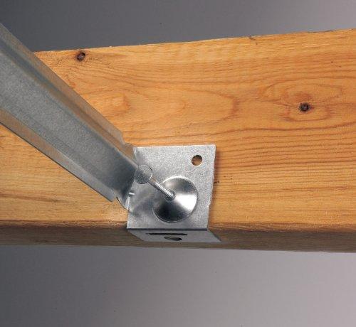 Nutone Qthb1 Hanger Bar Set For Qt Series Bath Fans 2