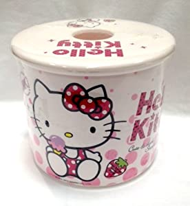 Sanrio Hello Kitty Tissue Toilet Paper Cover