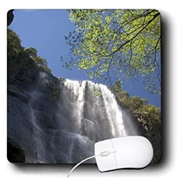 Danita Delimont - Waterfalls - Madonna and Child waterfall, Hogsback, South Africa-AF42 MWR0027 - Micah Wright - MousePad (mp_76095_1)