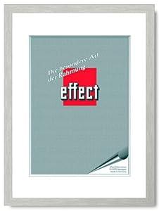 Bilderrahmen von Mira Alurahmen Econ eckig 70x100 silber matt  Antireflexglas    Bewertungen