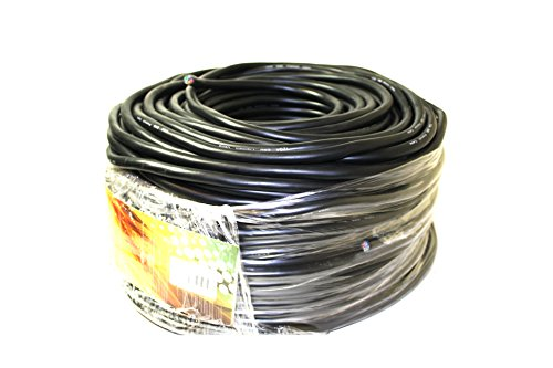 Emb Professional 12Ga 300 Feet Speaker Cable For Home Dj Performance Club Studio Stage Show Entertainment