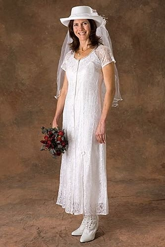 Angela Cap Sleeve Wedding Dress