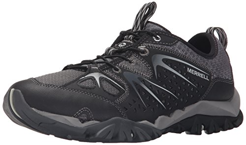 Merrell Women's Capra Rapid Hiking Water Shoe, Black, 8 M US