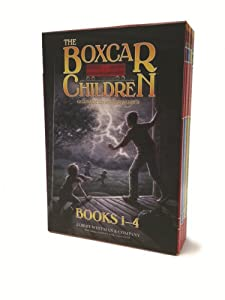 The Boxcar Children Books 1-4 from Albert Whitman & Company