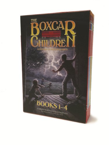 The Boxcar Children Books 1-4: Gertrude Chandler Warner: 9780807508541: Amazon.com: Books
