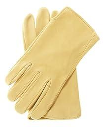 Geier Glove Men\'s Deerskin Gloves Size 8 Color Tan