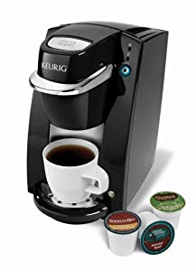 Keurig 35 B30 Mini Personal Single-Serve Brewing System, Black