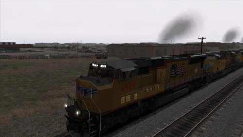 Train Simulator 2014 - Sherman Hill Route Add-On Steam Code screenshot