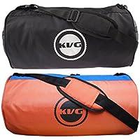 KVG Combo Gym Bag Pack Of 2 - B01K7A7G40