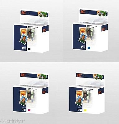 Full Set of 4 Tinte Patrones for HP 950XL 951XL Officejet Pro 8600 Plus verkauft von 4printer