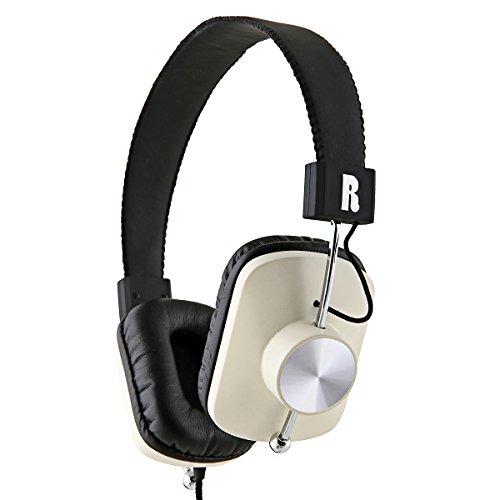 Eskuche Control-I Wht On-Ear Audio Headphone - White