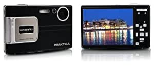 Praktica Luxmedia 7403 Digitalkamera (7 Megapixel, 7,6 cm (3 Zoll) TFT-Farbmonitor)