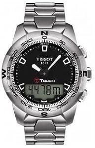 Tissot T047.420.11.051.00 - Orologio da polso, acciaio inox, colore: grigio