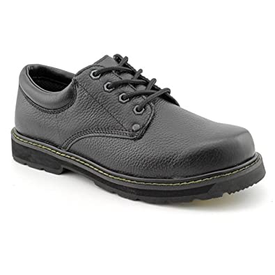 Dr Scholl S Hiro Work Shoes Brown