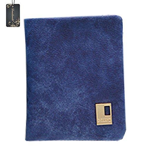 Donalworld Damen Clutch Checkbook ändern Münze Tasche Purse Mini Damen Damen Handtasche Geldbeutel Blau blau S