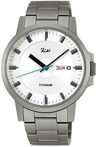 SEIKO ALBA Riki Watanabe collection (AKPK419) Titanium Watch