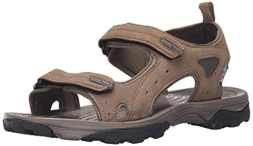 Northside Men's Riverside II Open-Toe Sandal,Brown,11 M US - 1