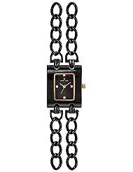 Daniel Klein Analog Black Dial Women's Watch - DK10767-6