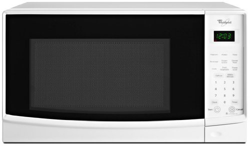 ... Cu. Ft. White Countertop Microwave Guide! - Microwave Ovens