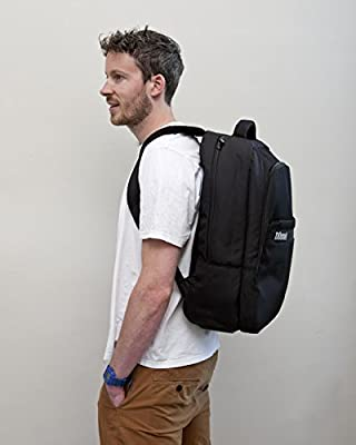 "Düssel ""Warwick"" Guaranteed Easyjet Size [50 X 40 X 20 cm] Laptop Backpack for Hand Luggage up to 17"" Laptops Fits Ryanair Bag Requirements. 2015 Model"