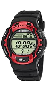 Calypso watches Herren-Armbanduhr Digital Quarz Plastik K5573/4