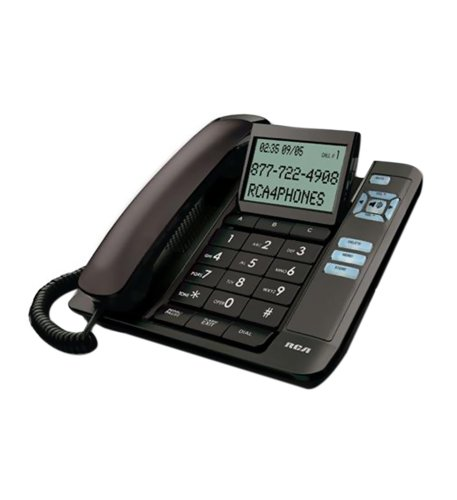 Supreme Power Corded Desktop Phone With Caller Id