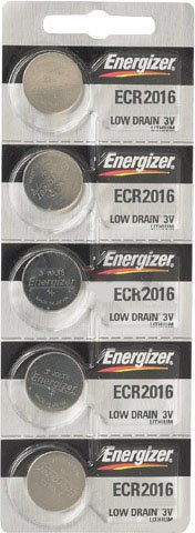 Replacement Batteries Energizer CR1620 for Cayeye, Sigma, Knog, Planet Bike & Mnay Others.