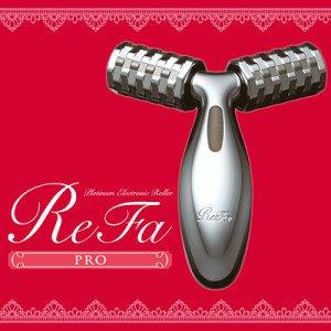 ReFa Pro Platinum Electronic Roller