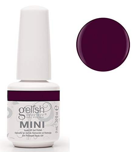 Gelish Mini Plum & Done UV LED Gel Nail Polish - 9 mL(.33oz) (Mini Gel Polish compare prices)