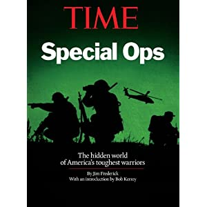 TIME Special Ops: The hidden world of America's toughest warriors [Hardcover]