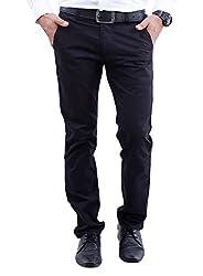 La MODE Men Casual Cotton(Streatchable) Trouser(LA02316_B70202-32)