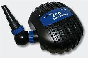 Jebao EFP10000 SuperEco Teichpumpe 10000l/h 85W  GartenÜberprüfung und Beschreibung