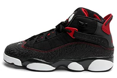 Nike Jordan 6 Rings (GS) Grade School Kids Basketball Shoes 323419-020 by Nike