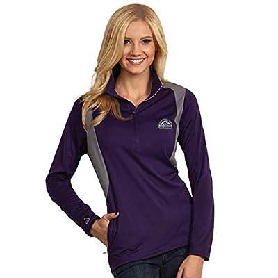 Colorado Rockies Ladies Delta Jackets - Dk Purple