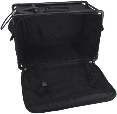 Best Price Tutto TUTTO Machine on Wheels Case, 27-Inch by 16-1/4-Inch by 14-Inch, Black