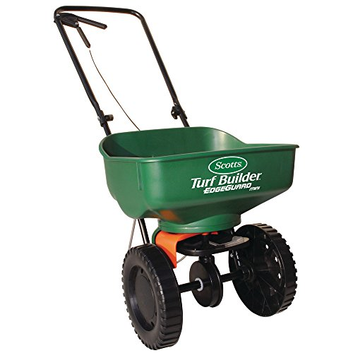 Scotts Turf Builder Edge Guard Mini Broadcast Spreader (Case of