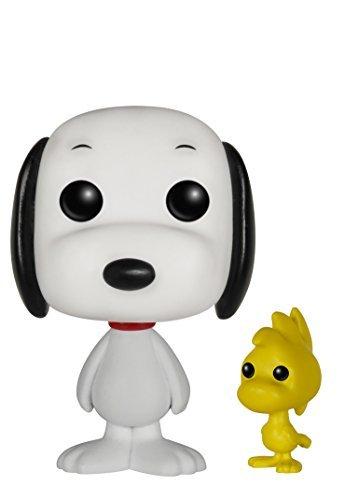Funko POP Peanuts: Snoopy & Woodstock by Peanuts